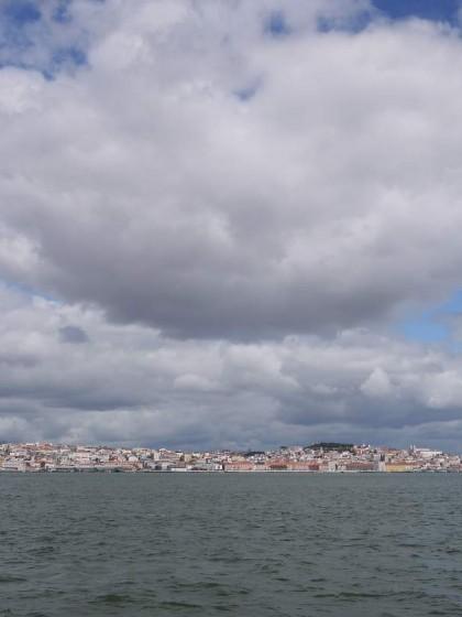 Lissabon am Tejo
