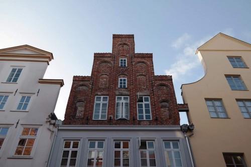 Fassaden in Lübeck