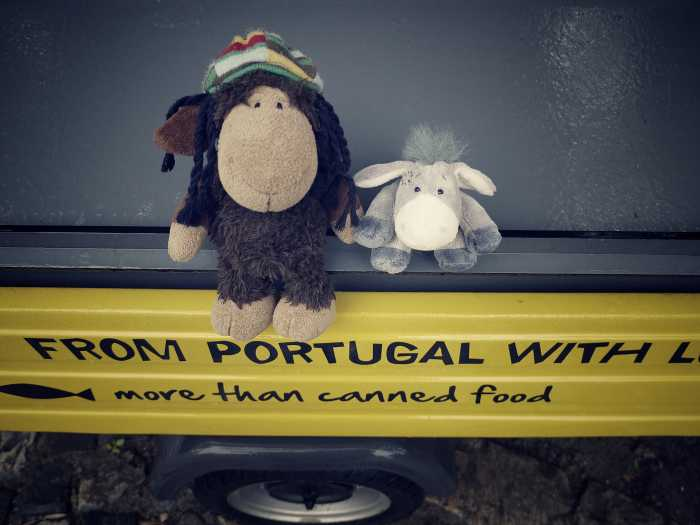 From Portugal with love!