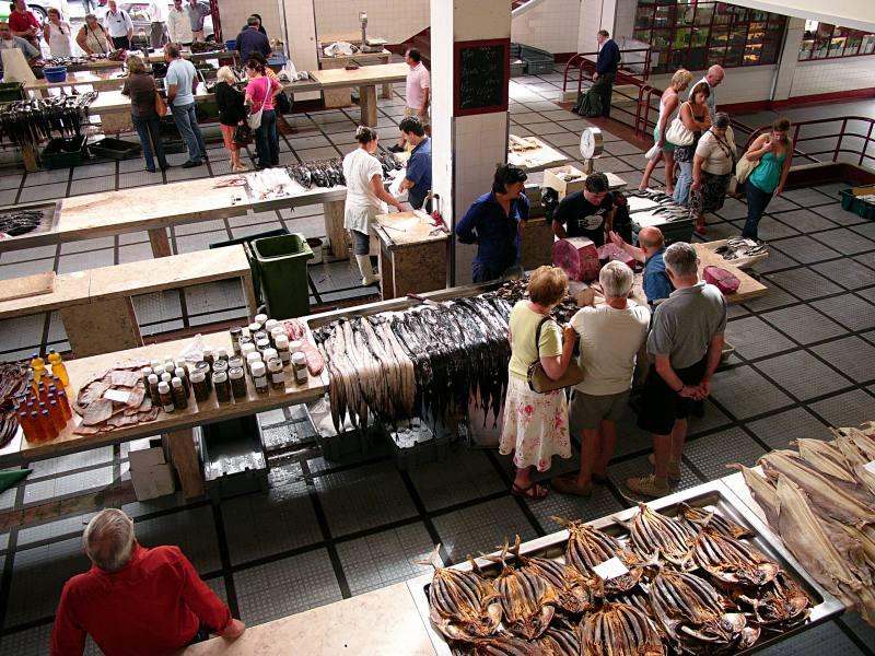 Fischmarkt Funchal