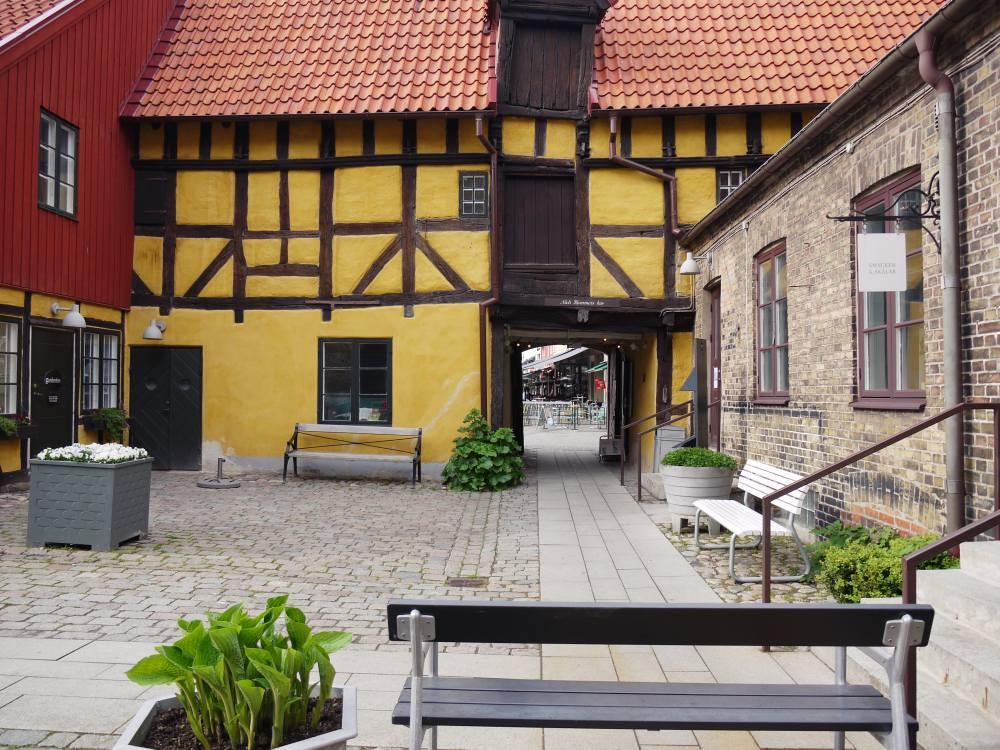 Malmö downtown