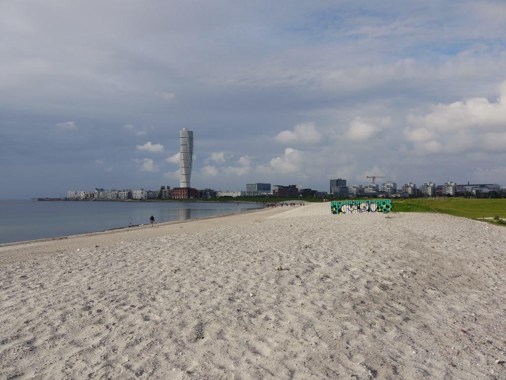 Malmö, Strand
