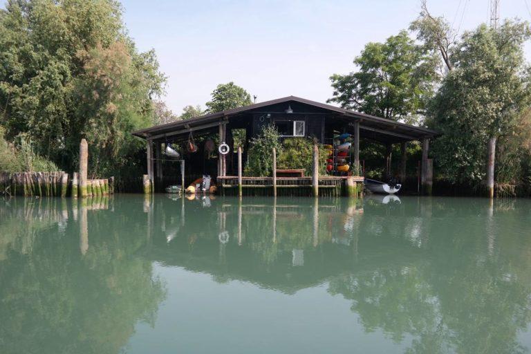 Lagune von Marano