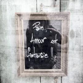 Mitten in Montmartre