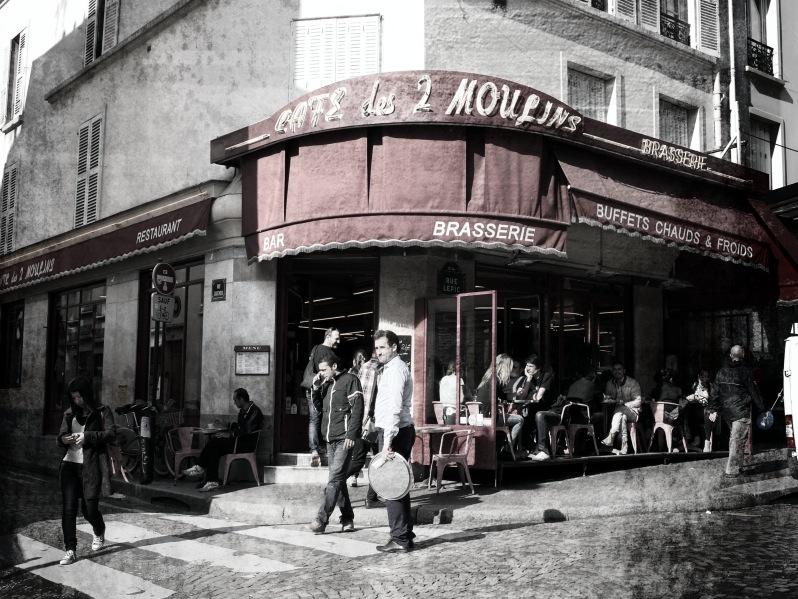 Das Café der Amélie