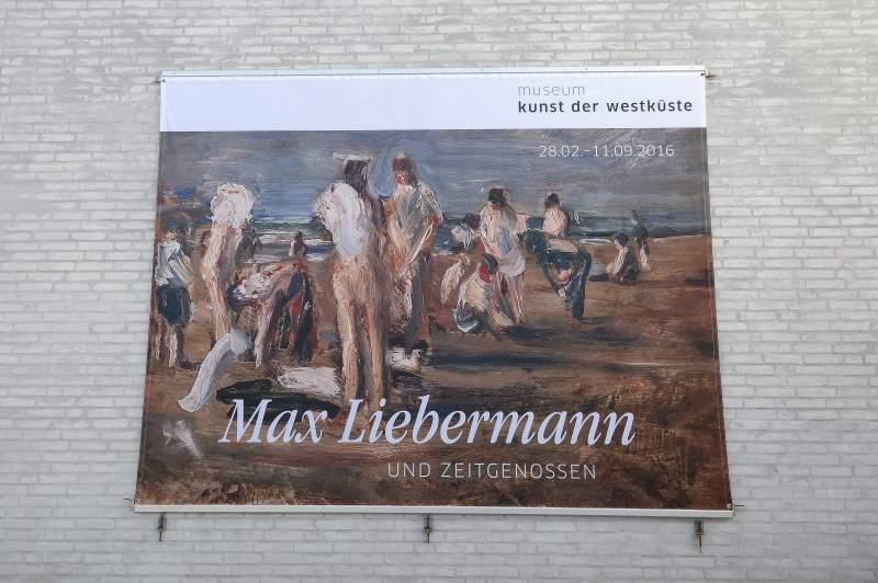 Max Liebermann, Museum der Westküste
