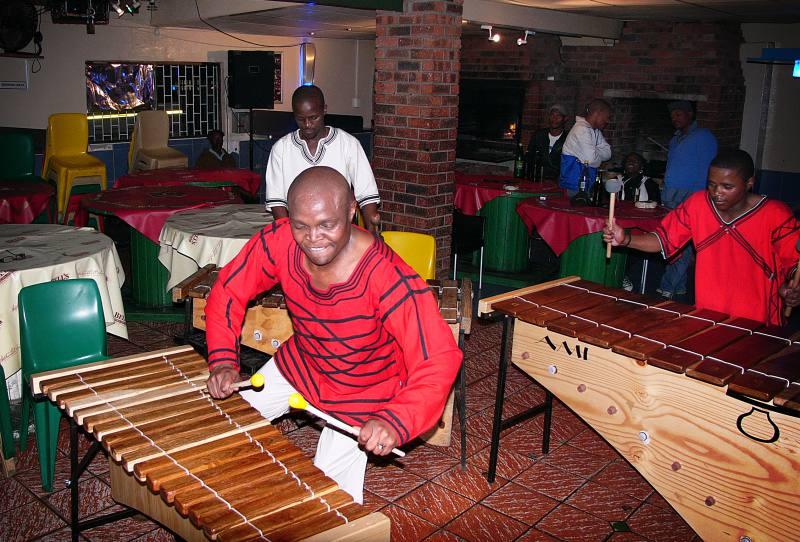 Eine Band aus Port Elizabeth