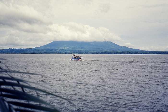 Auf dem Nicaragua-See