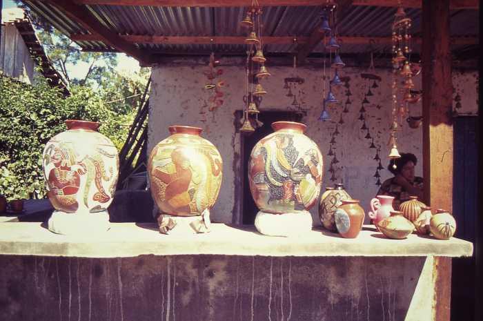 Kunsthandwerk und Kräuter