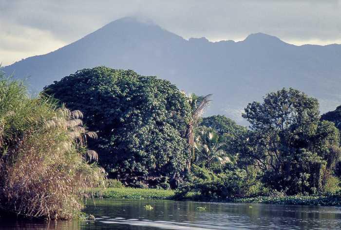 Der schöne Vulkan