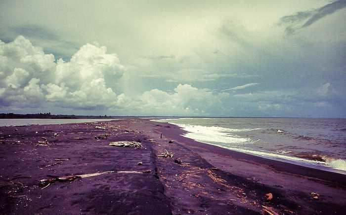 Endstation Rio San Juan: die Karibik