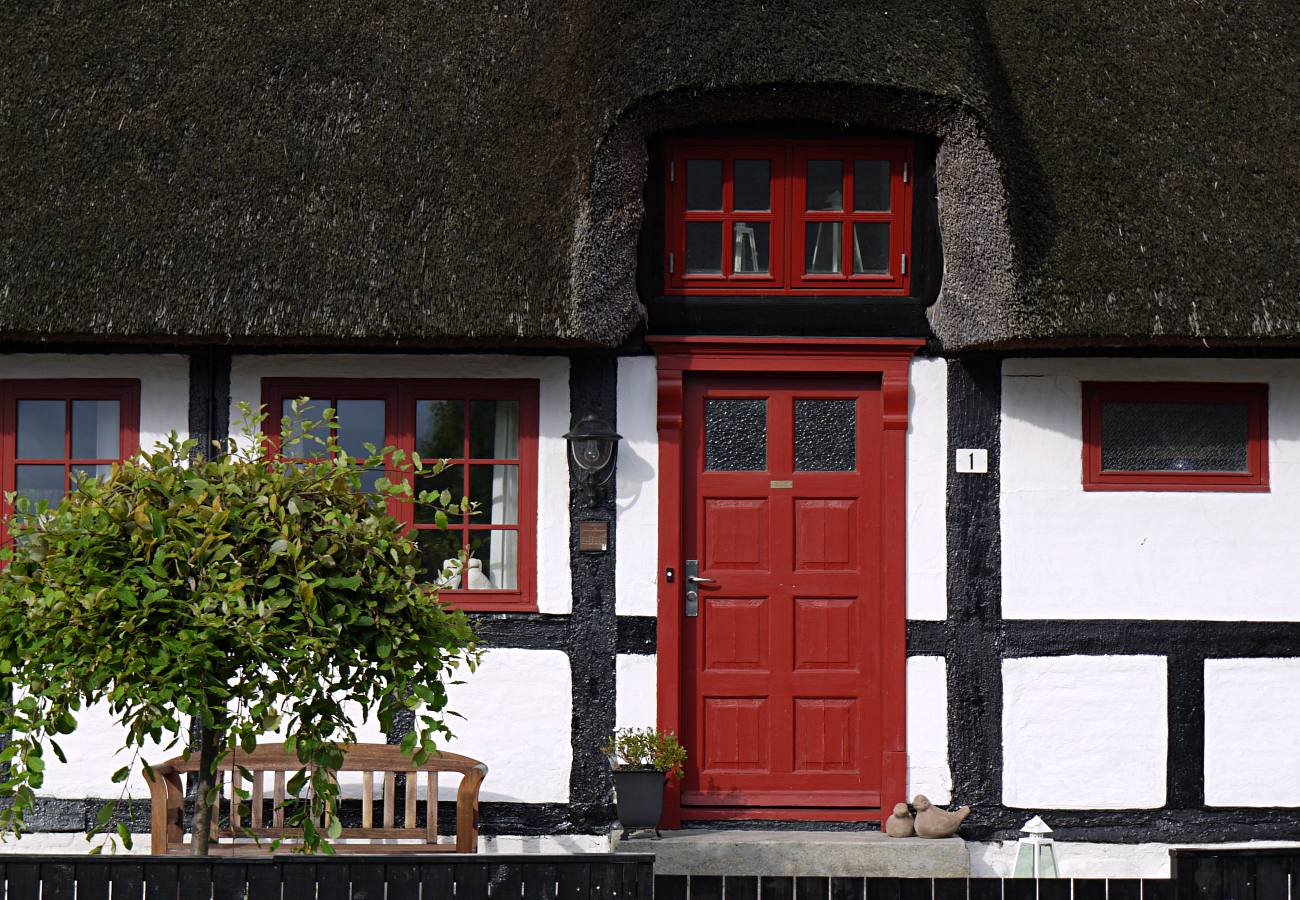 Eines der schönsten Dörfer Dänemarks