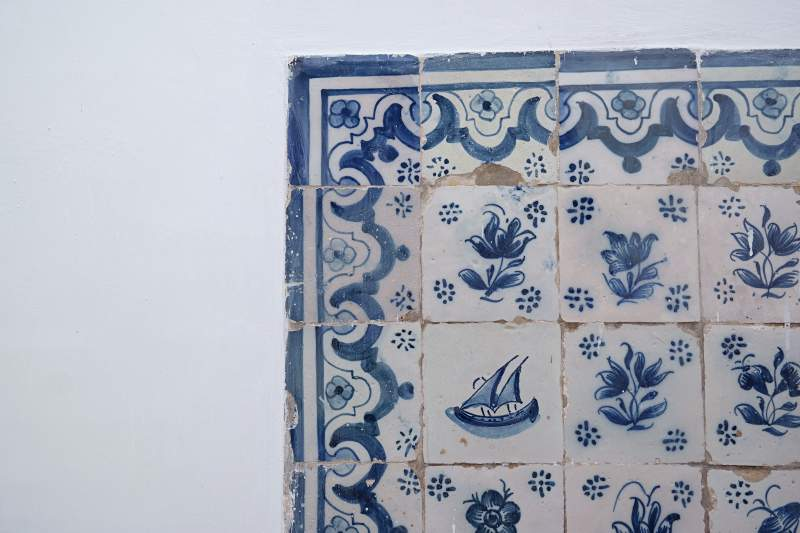 Mehr Azulejos