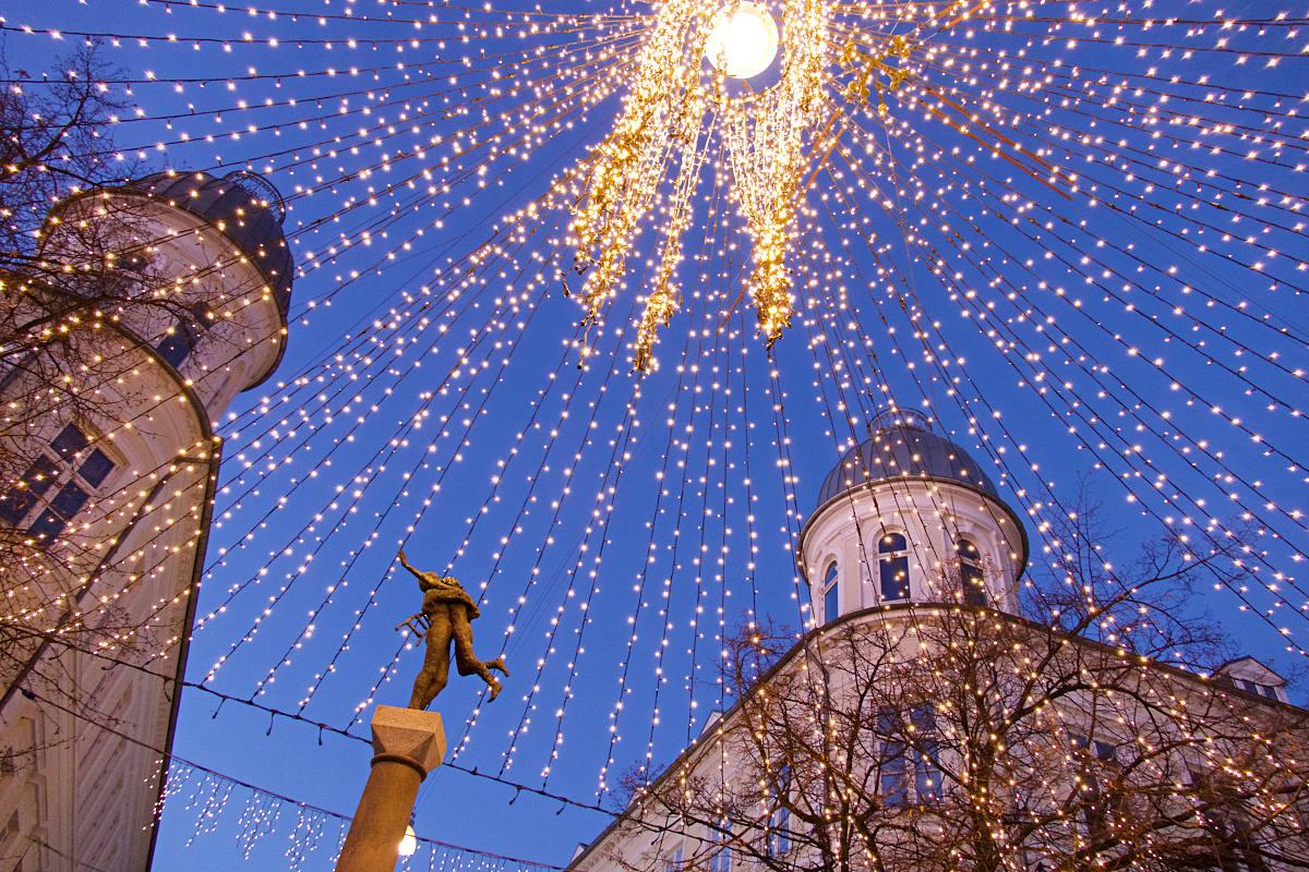 Vor Weihnachten in Odense