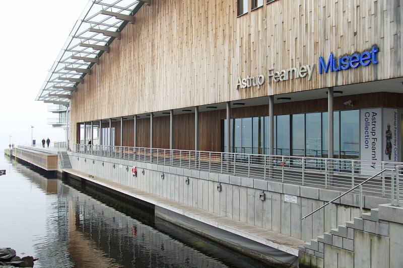 Architektur im Norden: Astrup Fearnley Museum