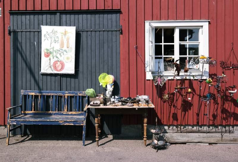 In Kåseberga