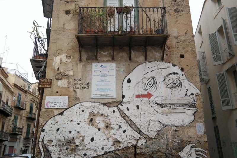 Non dimenticare Palermo | Ema Jons