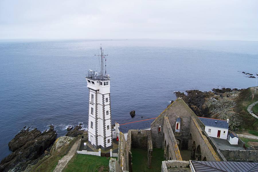 Ausblick am Pointe Saint-Mathieu