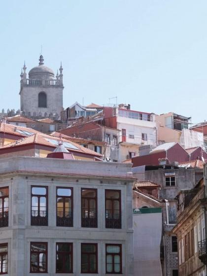 Häuser von Porto