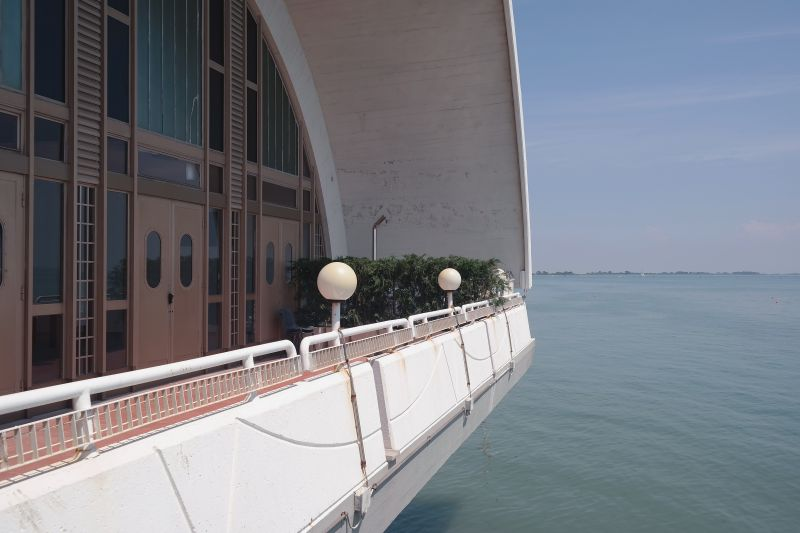 Architektur am Strand