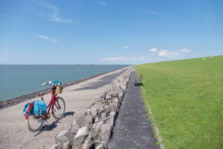 Radfahren auf Pellworm