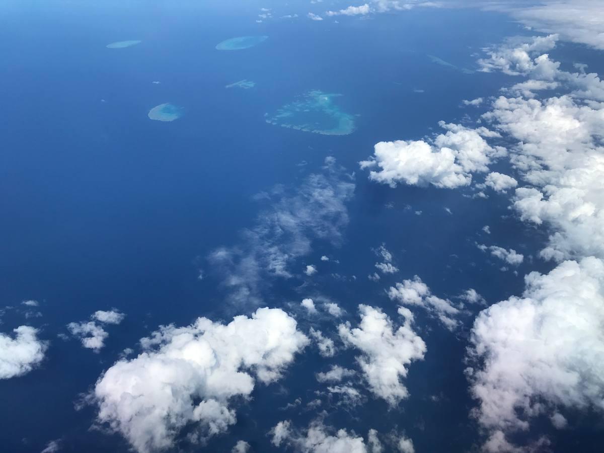 Über den Wolken, Australien