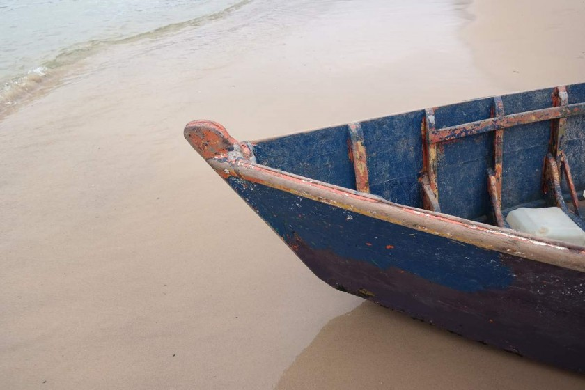 Am Strand von Búzios