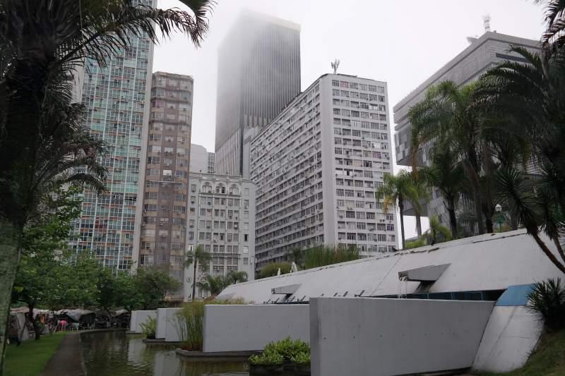 Rio de Janeiros Zentrum