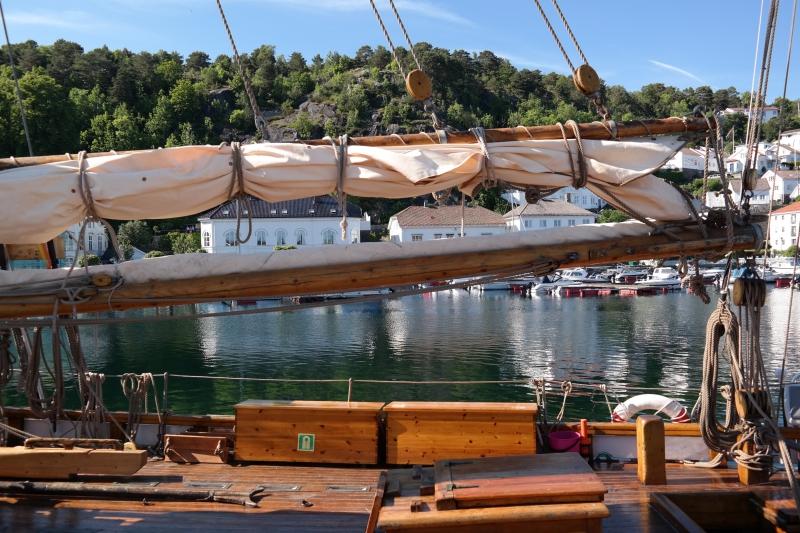 Holz, Hafen, Schiff