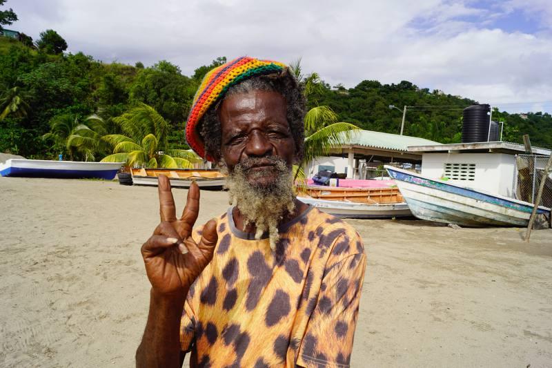 Rastafari, Anse La Raye
