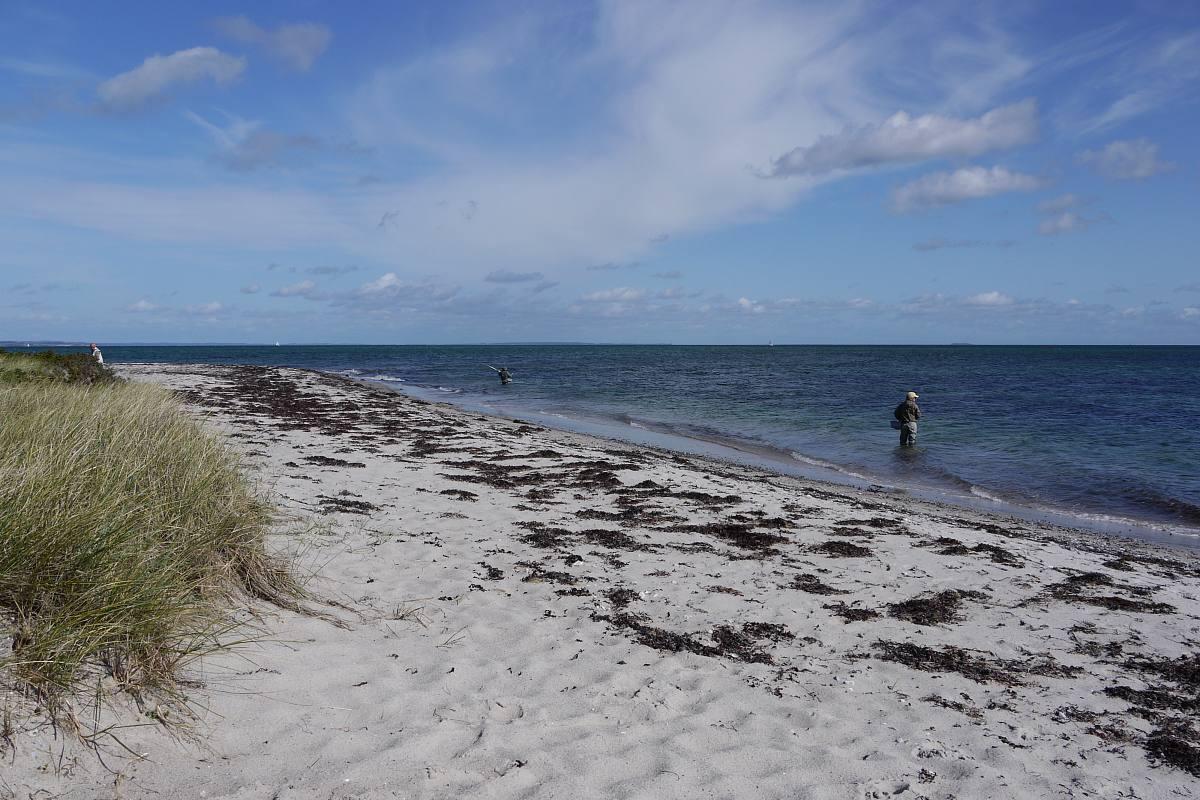Am Strand, Samsø