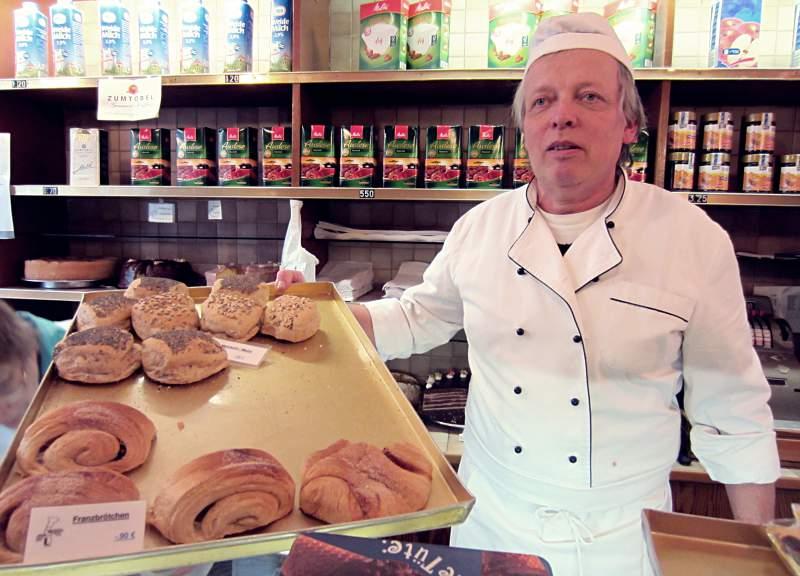 Der Bäckermeister