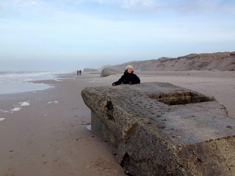 Strand von Søndervig