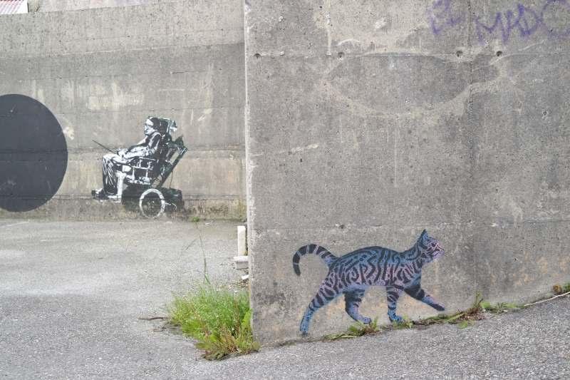 Street Art an allen Ecken
