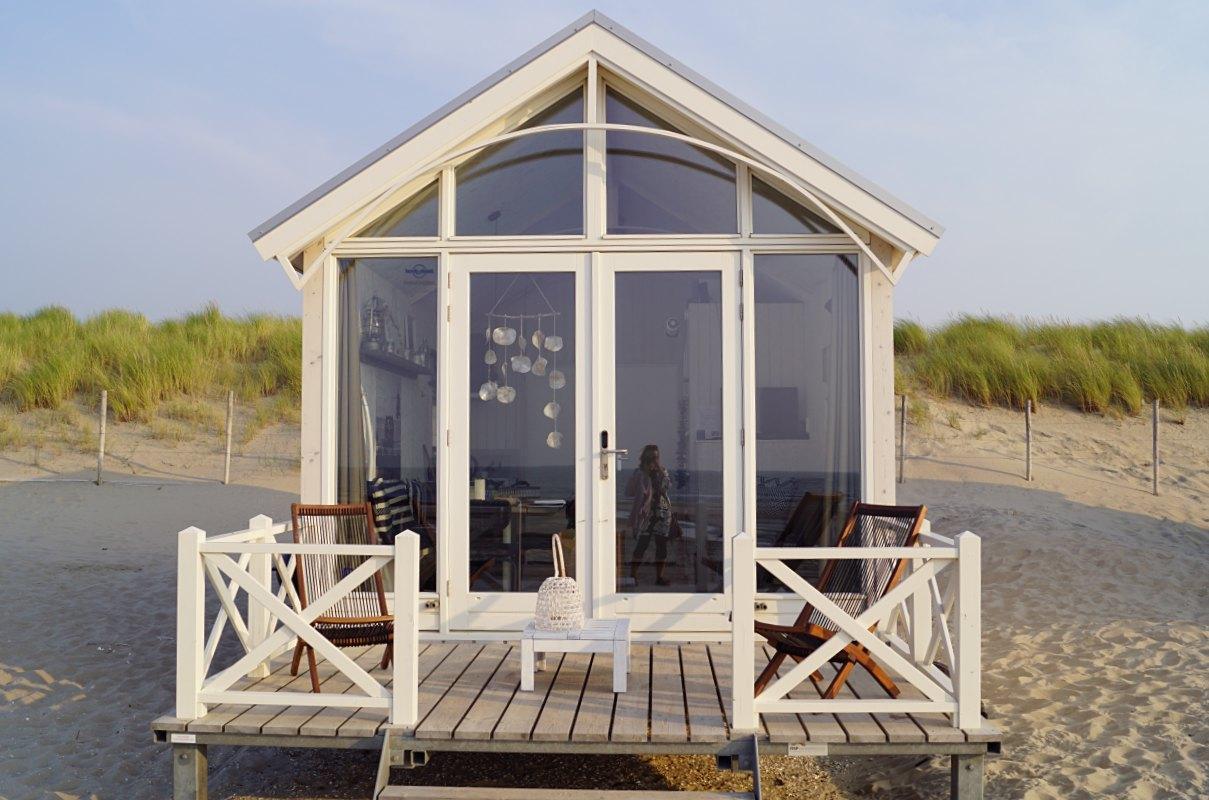 meine tage im strandhaus von den haag niederlande. Black Bedroom Furniture Sets. Home Design Ideas