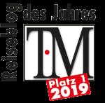 Platz 1 der deutschsprachigen Reiseblogger