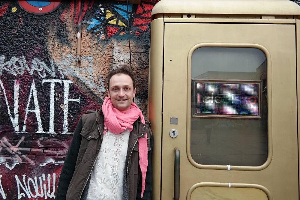 Ben und die Teledisko, Berlin