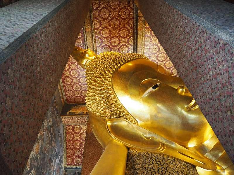 Liegender Buddha von Wat Pho