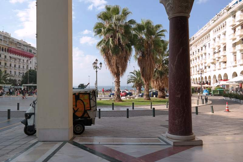 Aristoteles-Platz, Thessaloniki