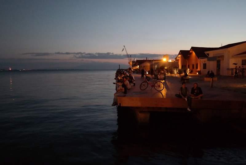 Das Licht der Nacht, Thessaloniki