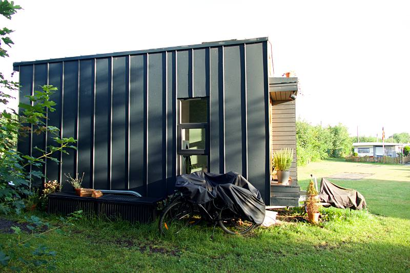 Tiny House von außen