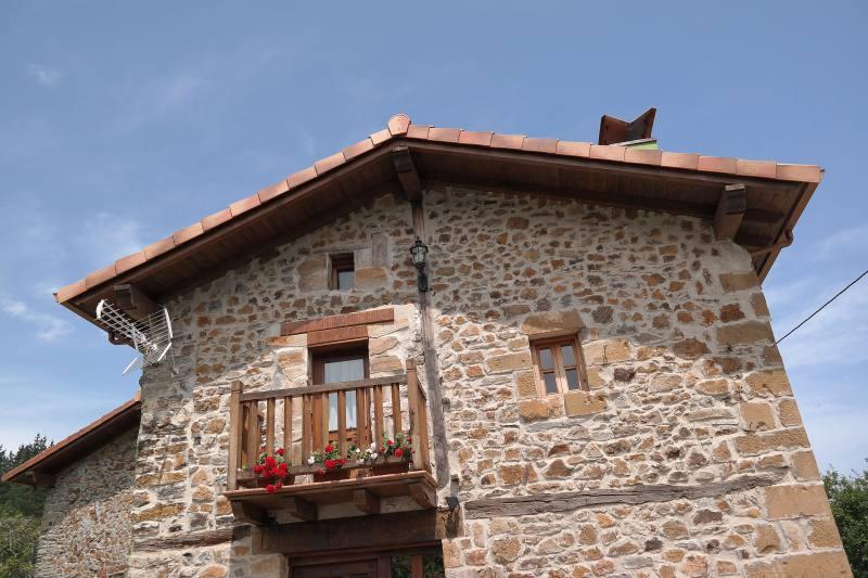 Baskisches Landhaus
