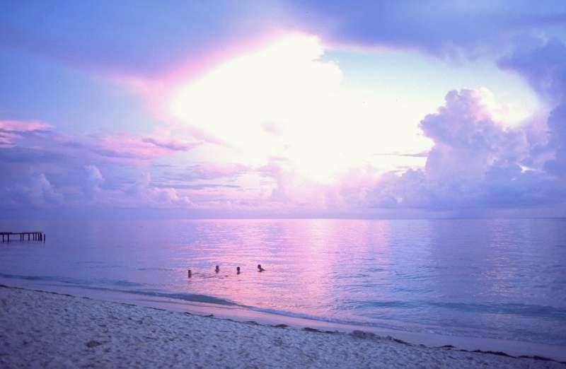 Playa Ancón: Chillen in der Badewanne