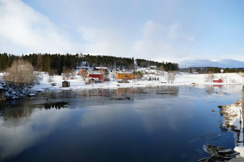 Valnesfjord, Norwegen
