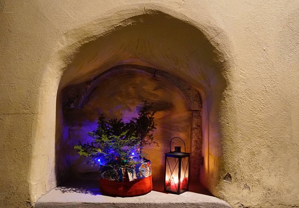 Kerzenlicht, Visby