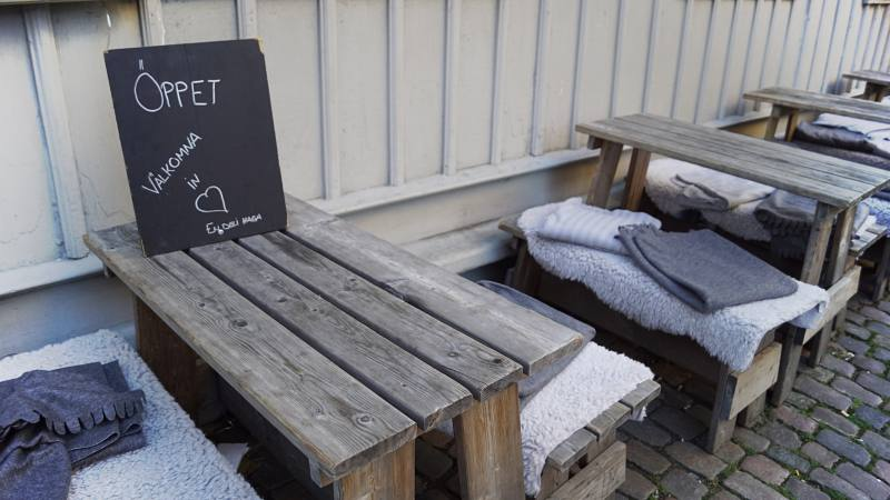 vor weihnachten in g teborg schweden. Black Bedroom Furniture Sets. Home Design Ideas