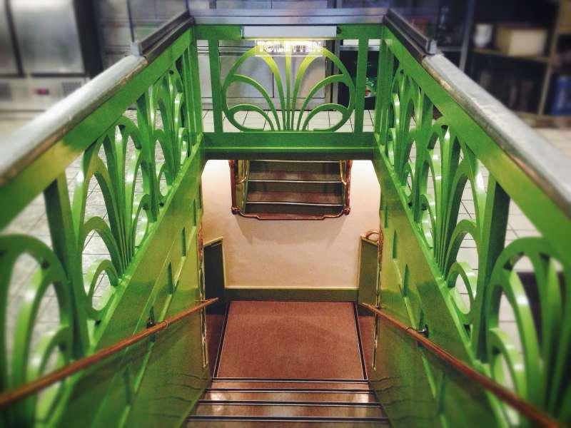So schön können Treppengeländer sein.