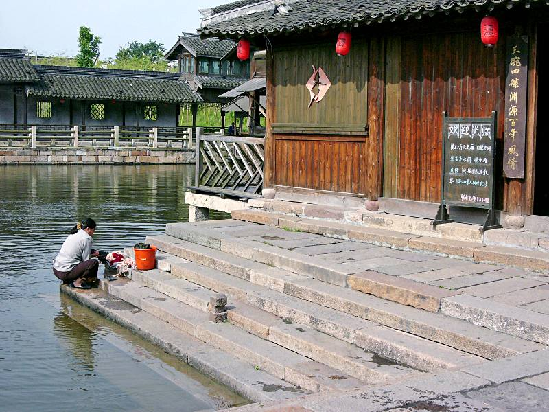 Wuzhen, scenery