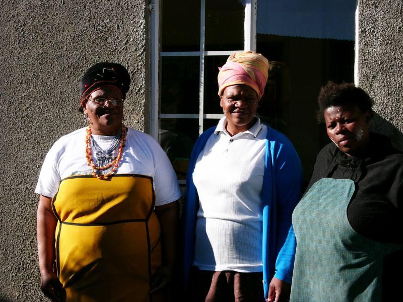 Zu Gast bei den Xhosa